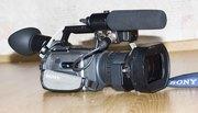 Продам видеокамеру SONY  PD 170