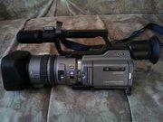 Продам видеокамеру проф. SONY DCR-VX2100E в отличном состоянии б/у
