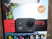 Экшн-камера Sports Cam новая