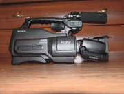 Видеокамера sony hvr1000e
